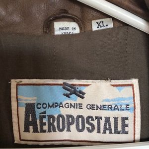 824061957 COMPAGNIE GENERALE AEROPOSTALE BOMBER STYLE